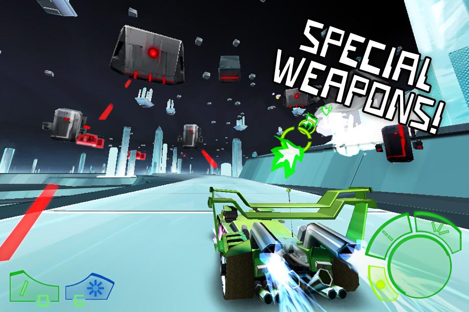 Motorcity: Drive screenshot #5