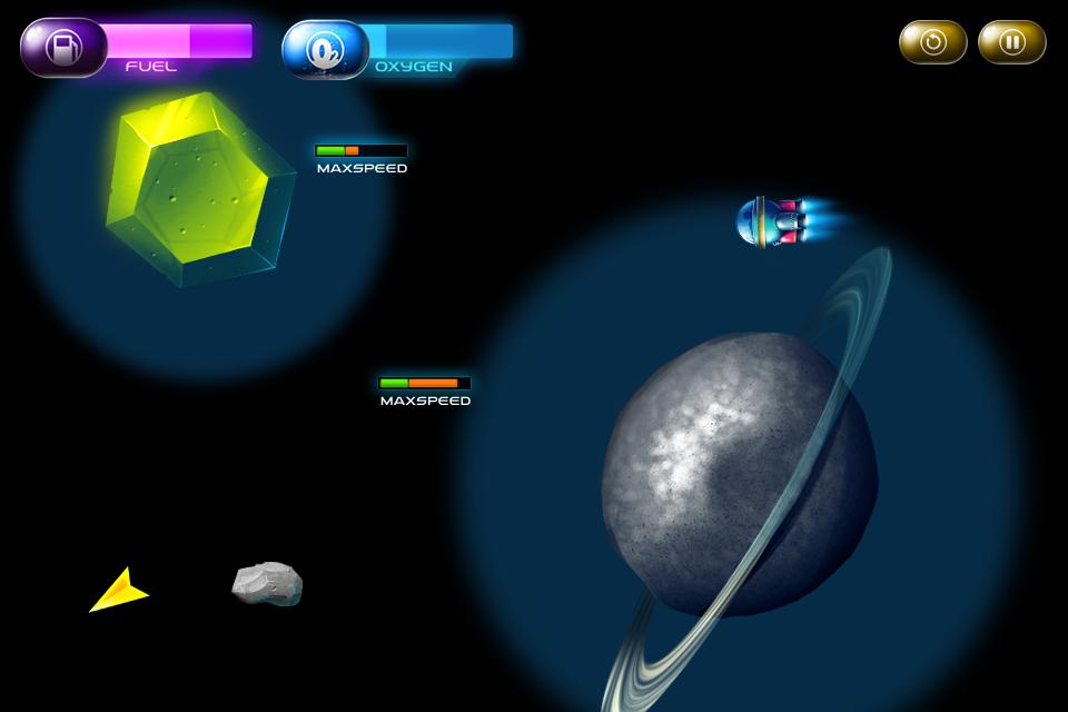 Spaced Away Slim screenshot 1