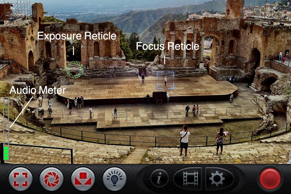FiLMiC Pro 2 screenshot 2