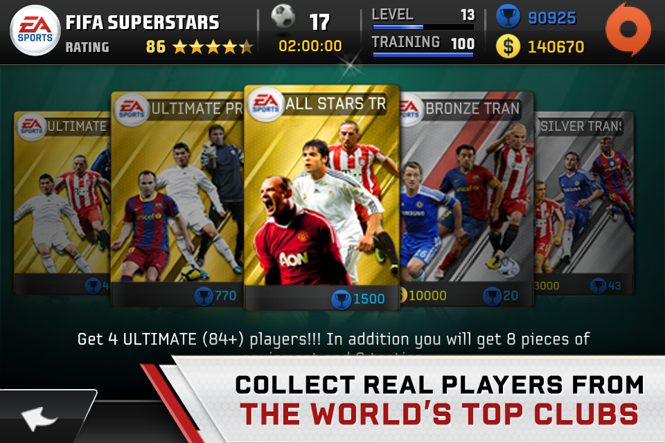 FIFA Superstars screenshot #4