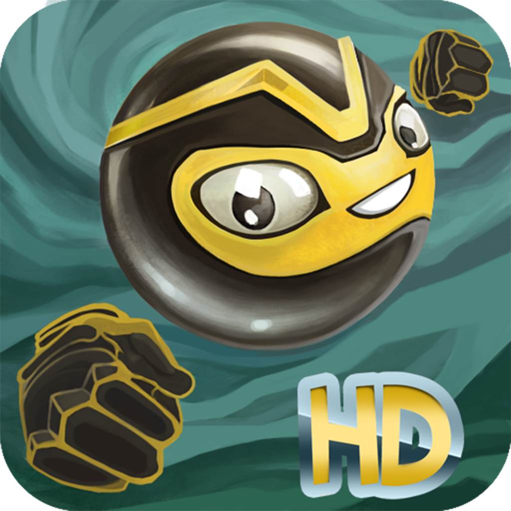 Golden Ninja HD Review