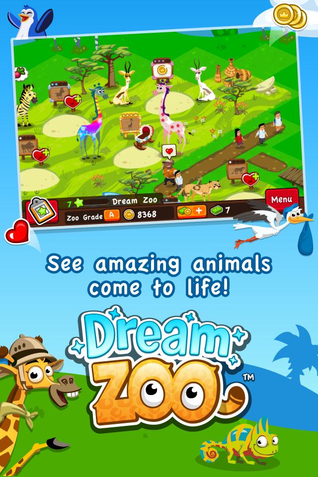 Dream Zoo screenshot #1