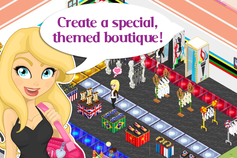 Fashion Story World Games Iphone Ipad Game Reviews Appspy Com