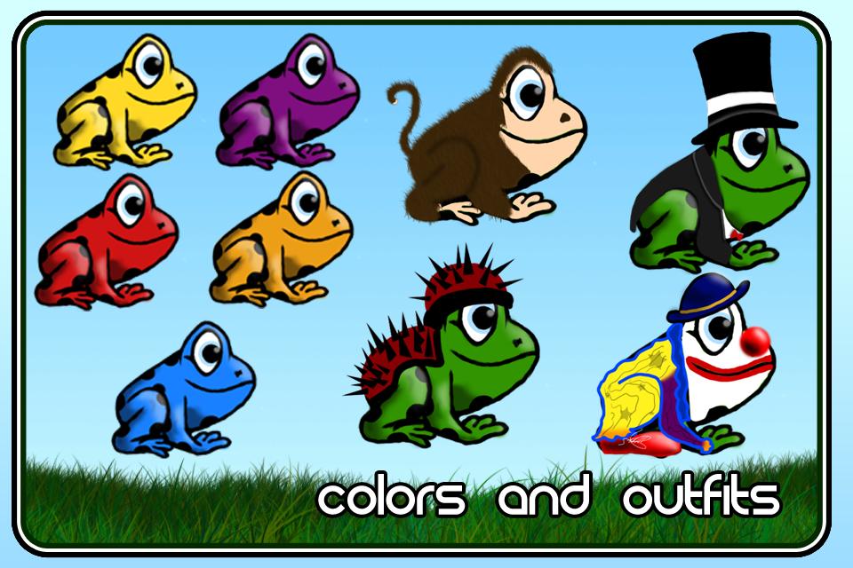 Alfred The Frog Screenshot
