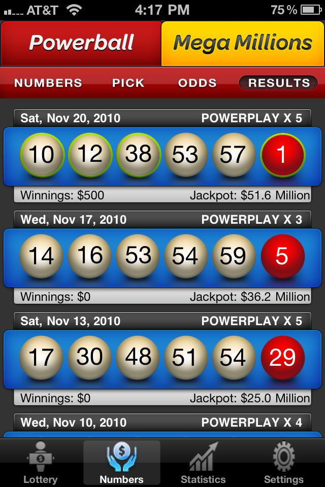 App Lotto