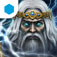 Battle REAL players live with legendary heroes – even GODS to conquer the Titans' World