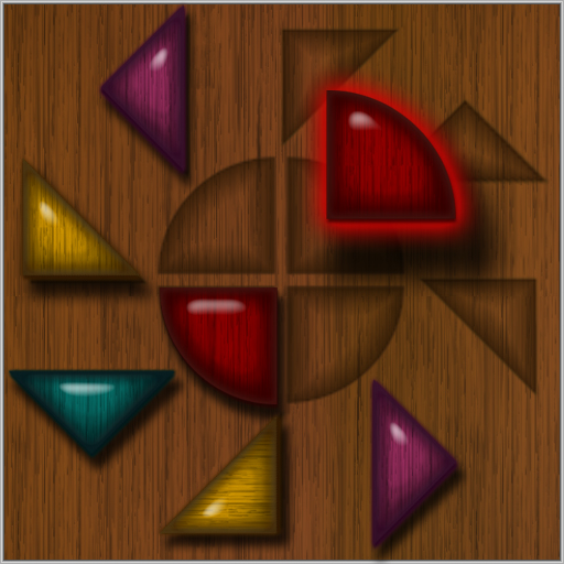 BabyPuzzle Tangram