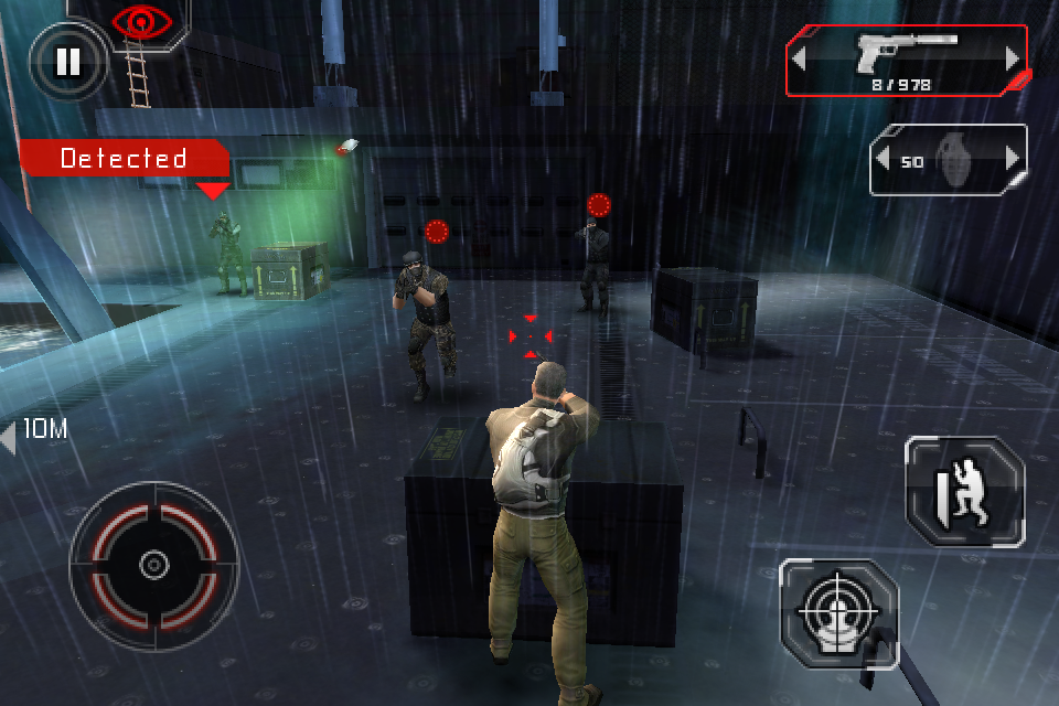 Splinter Cell Conviction™ FREE screenshot #4