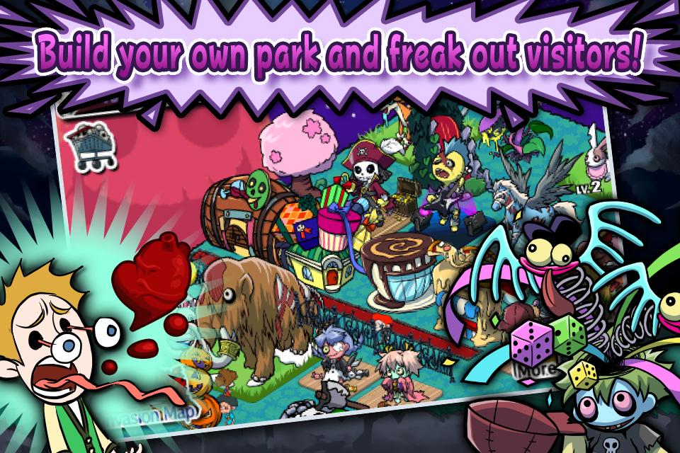Zombie Carnival screenshot 2