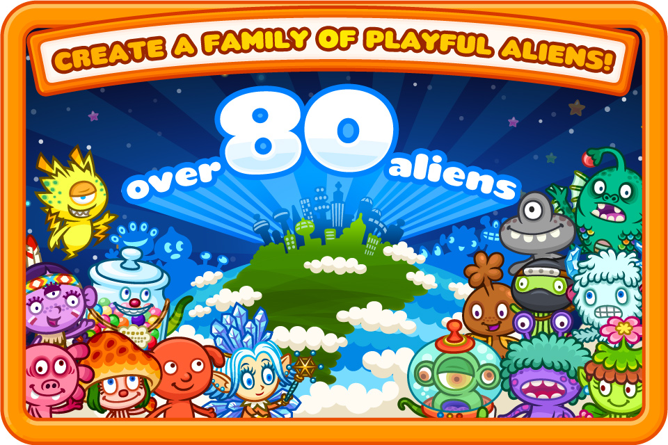 Alien Family screenshot 1