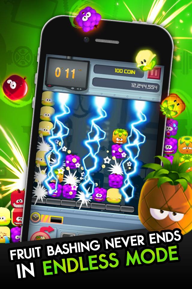 Fruit Rush screenshot 3