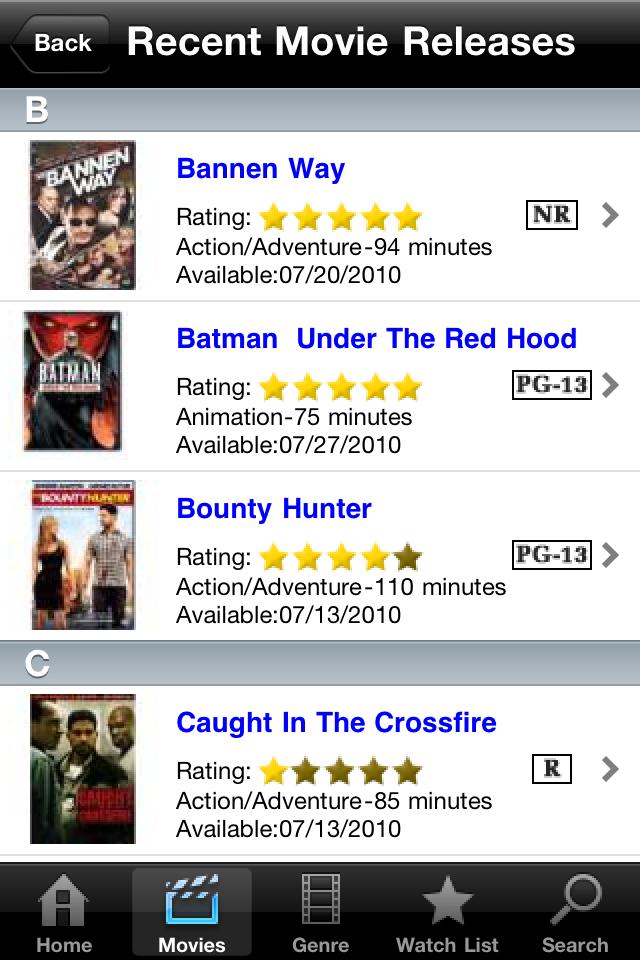The Movie Guide - Pro screenshot #3