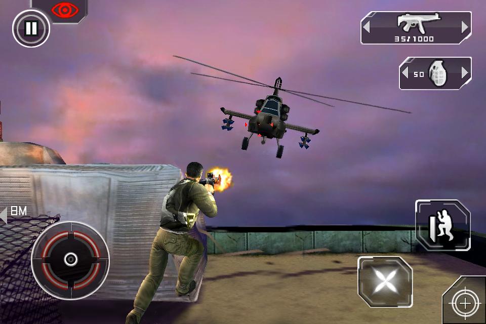 Splinter Cell Conviction™ FREE screenshot 2