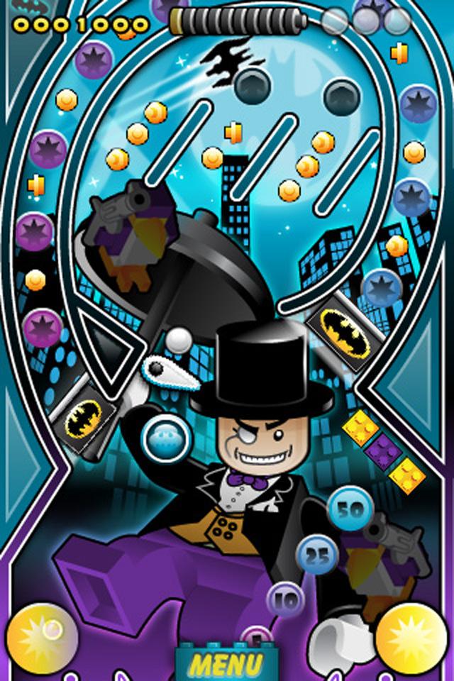 LEGO Batman: Gotham City Games Lite screenshot #2