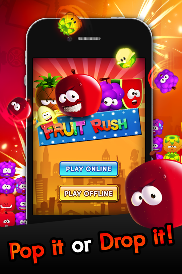 Fruit Rush screenshot 1
