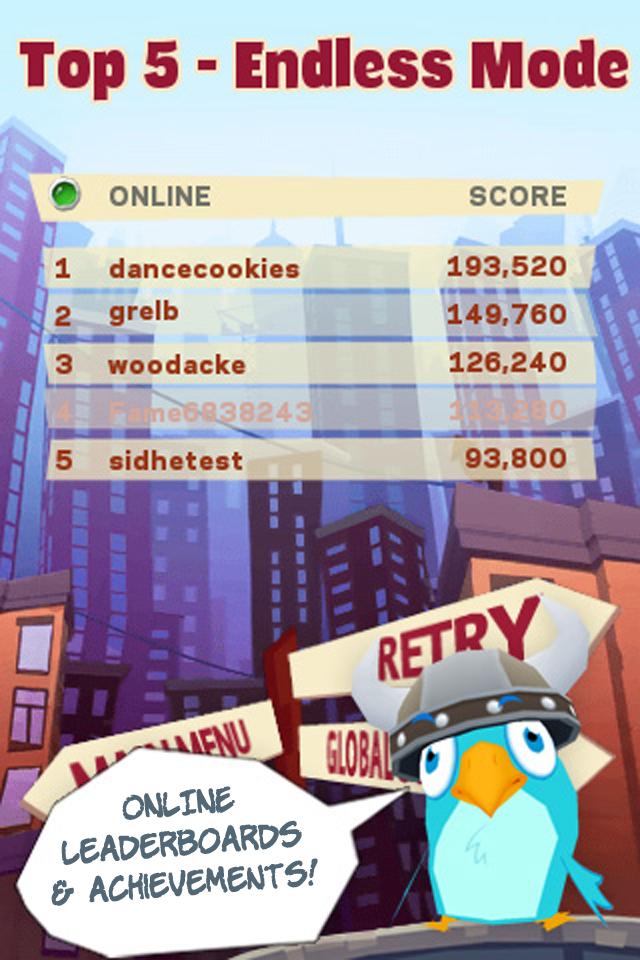 Bird Strike Featherlite Edition screenshot #2