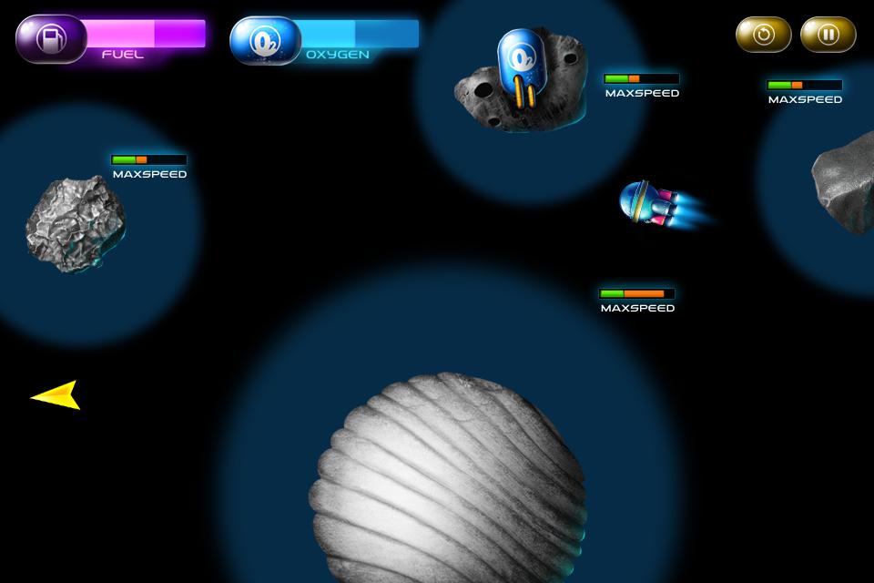 Spaced Away Slim screenshot 4