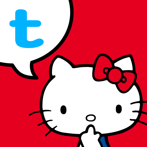 Hello Kitty app for twitter