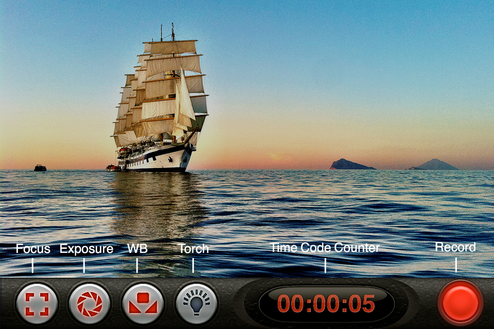 FiLMiC Pro 2 screenshot 3