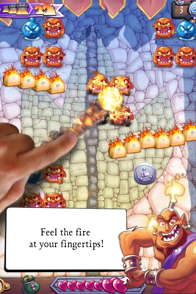 Monster Burner screenshot 1