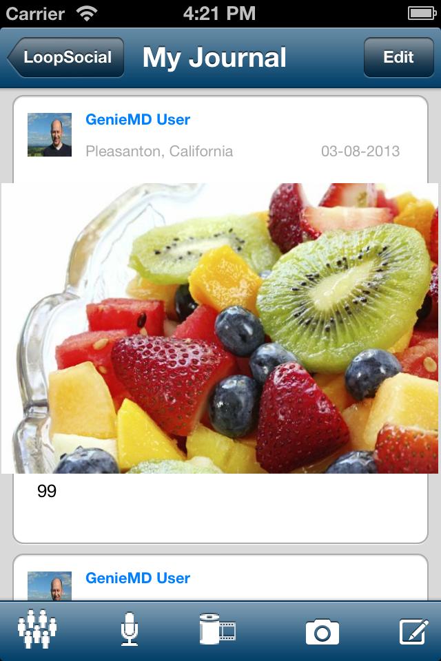 GenieMD Screenshot