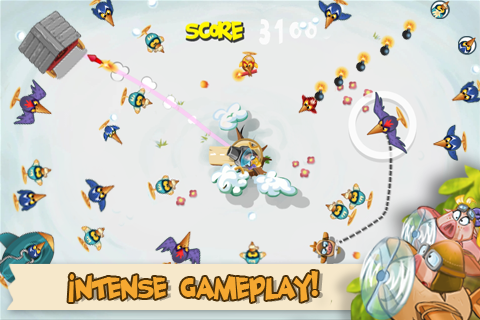 Pigs in Trees screenshot 3