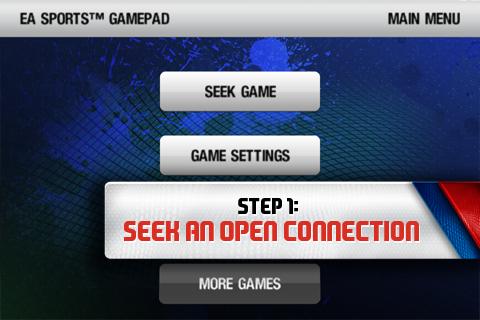 EASPORTS GAMEPAD screenshot #2