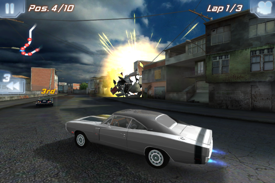 Fast Five the Movie: Official Game FREE screenshot 5
