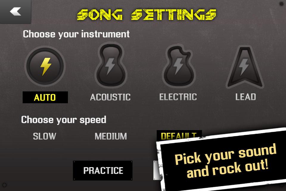 Magic Guitar screenshot 4