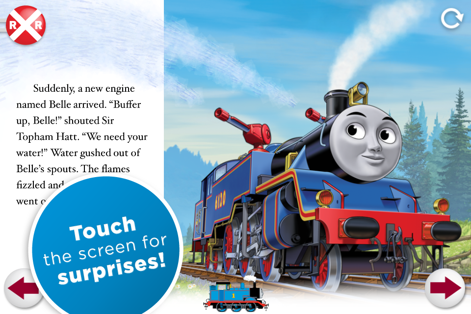 Thomas & Friends: Day of the Diesels screenshot 2
