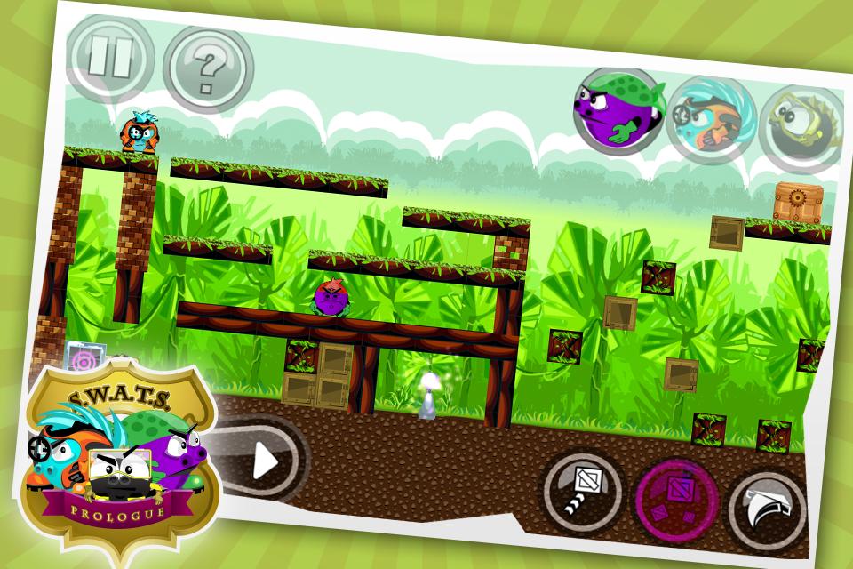 S.W.A.T.S. : Prologue screenshot 5