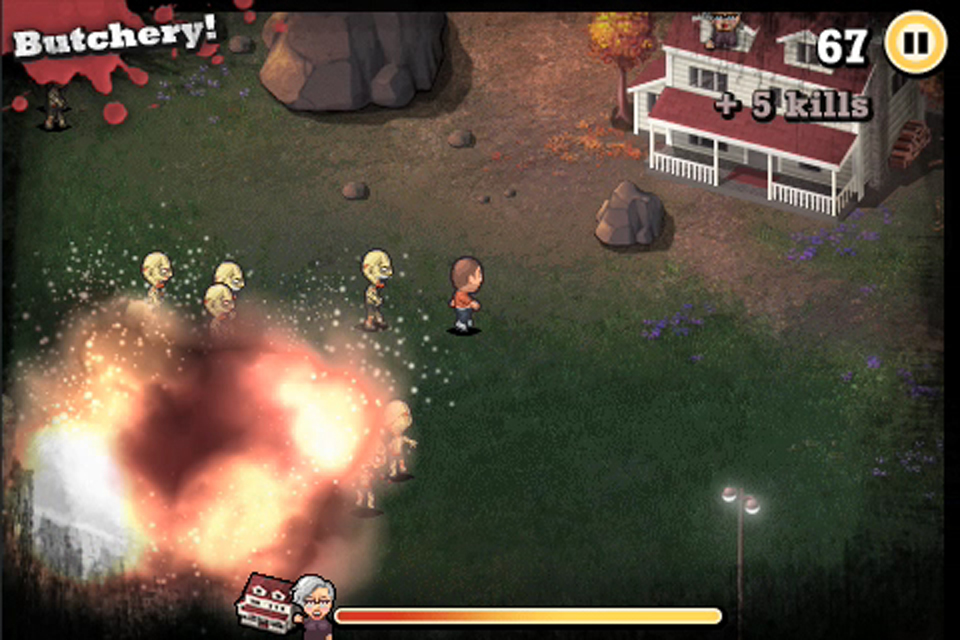 Zombies & Me screenshot #3