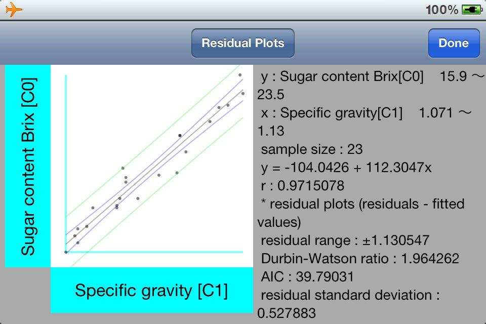 Spreadsheet Export CSV Screenshot