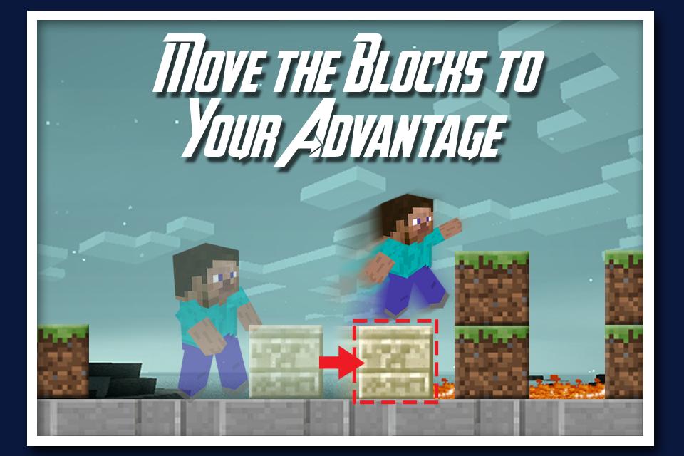 Super Steve World - Game Parody for Minecraft | iPhone