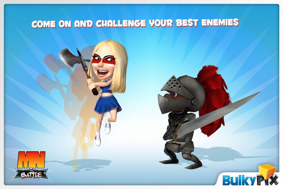 Mamba Nation Battle screenshot #2