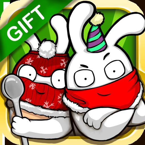 Robber Rabbits: Christmas Gift!
