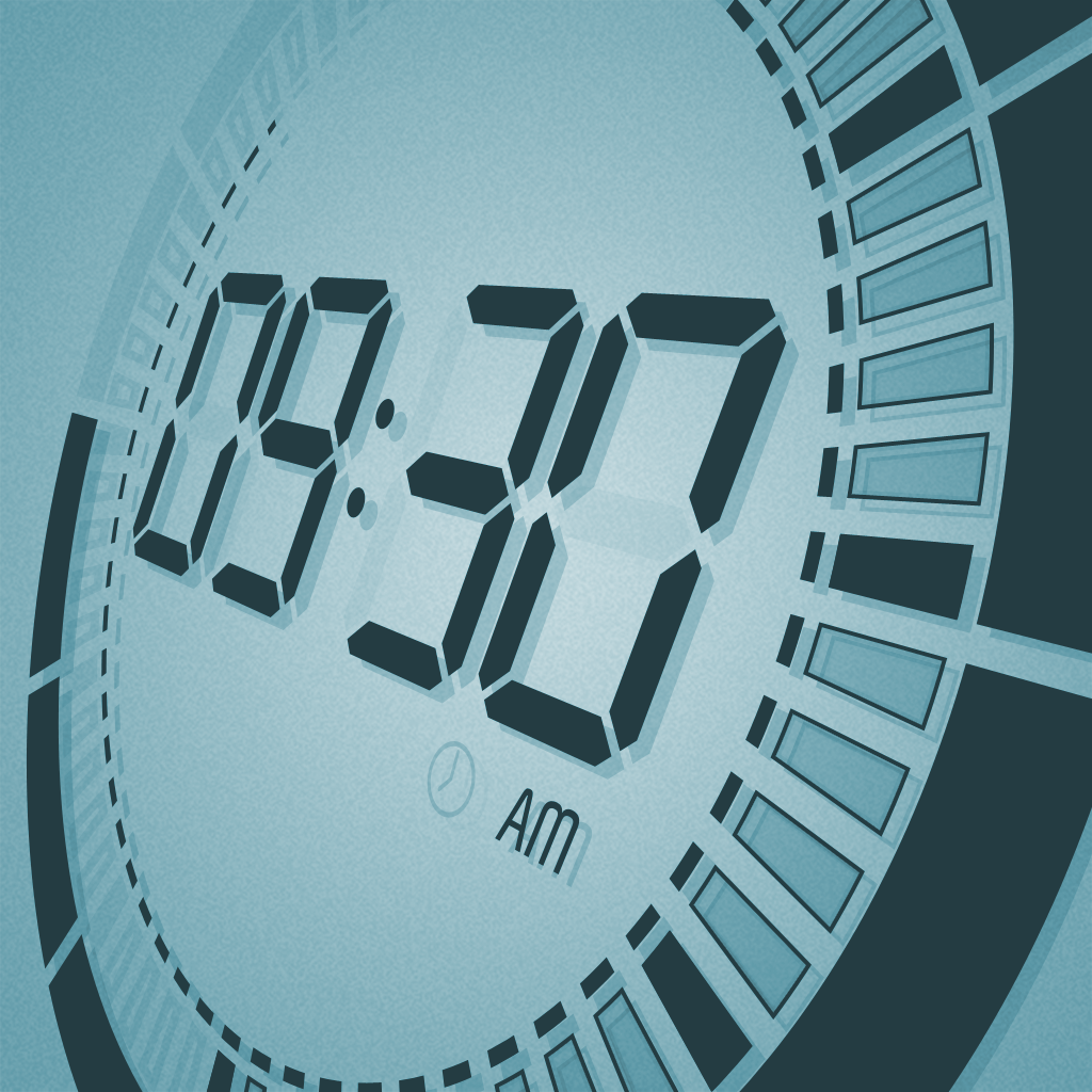 Touch LCD - Designer Speaking Clock