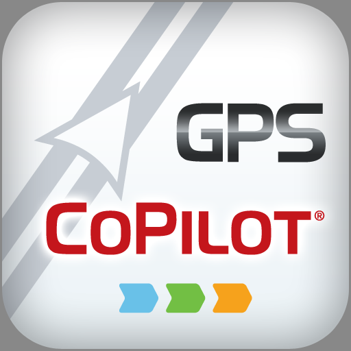 CoPilot GPS – Plan & explore with on-board maps & directions