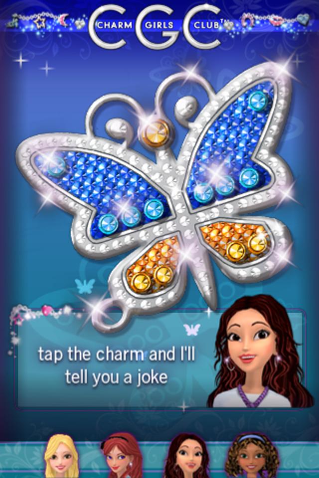Charm Girls Club My Stylescope screenshot #4