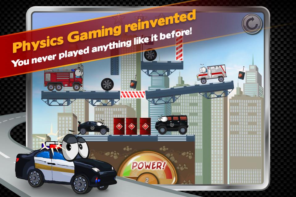 Car Toons! Driver License screenshot #2