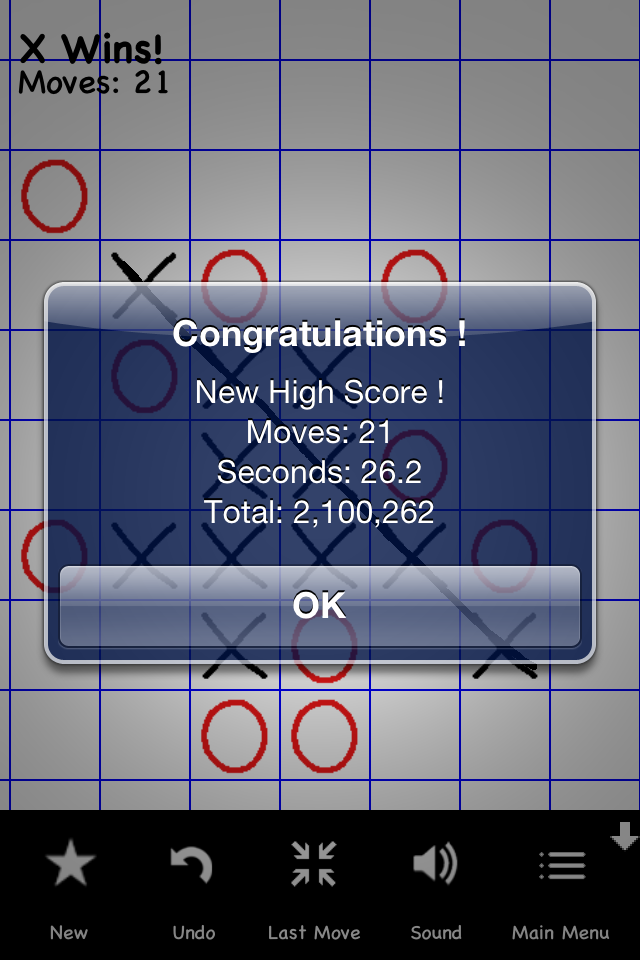 Mega Tic-Tac-Toe screenshot 3