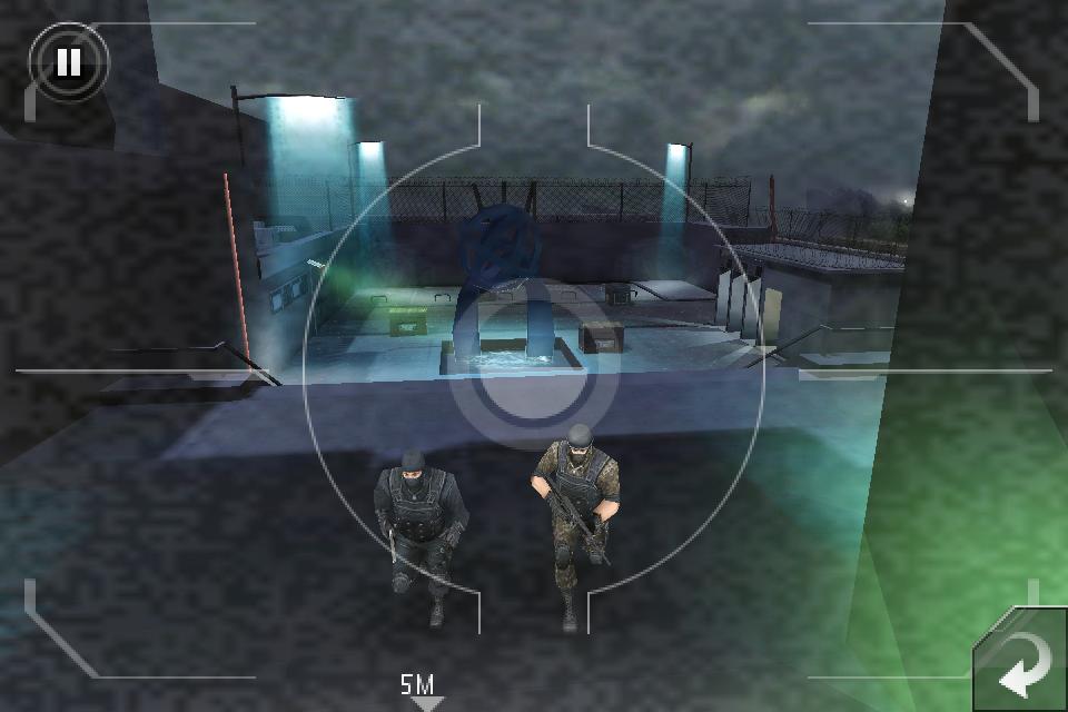Splinter Cell Conviction™ FREE screenshot 3