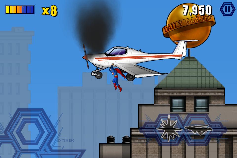Superman screenshot #3