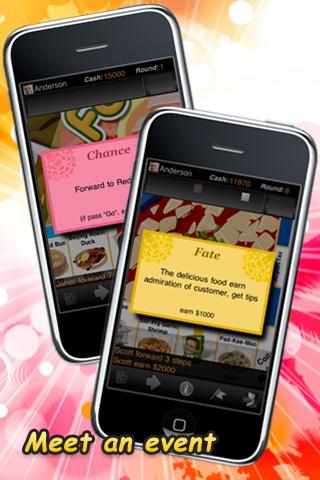 Foodnopoly Screenshot