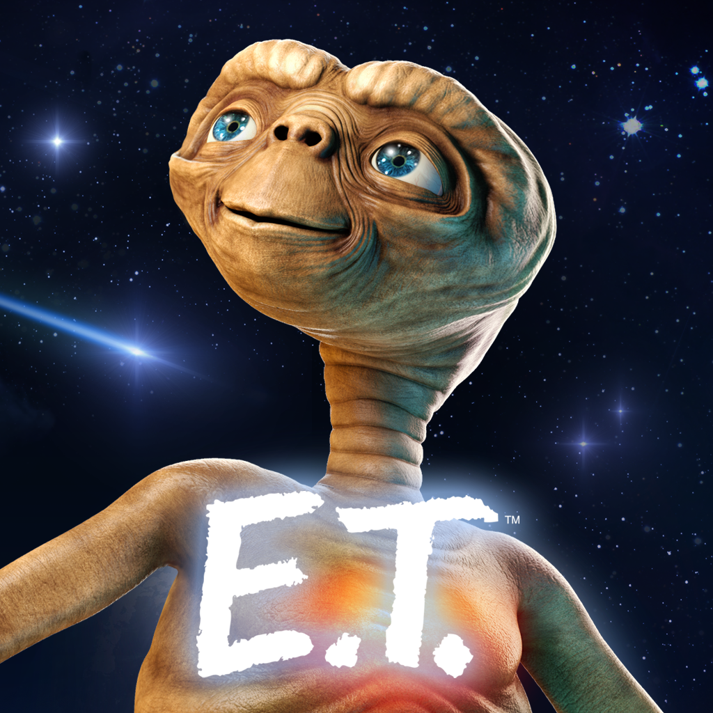 E.T. The Green Planet