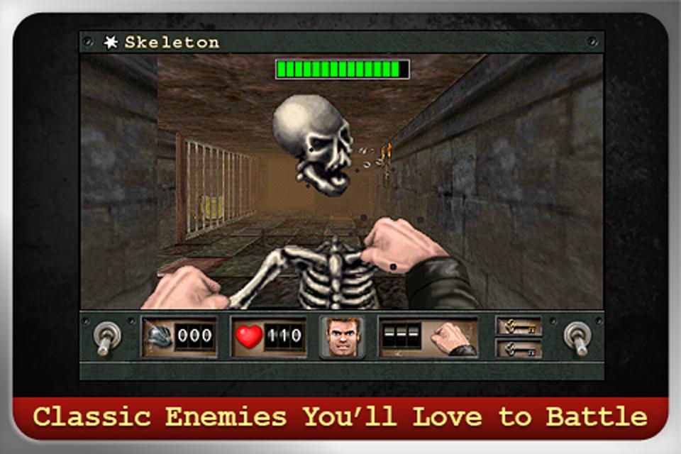 Wolfenstein RPG screenshot #3