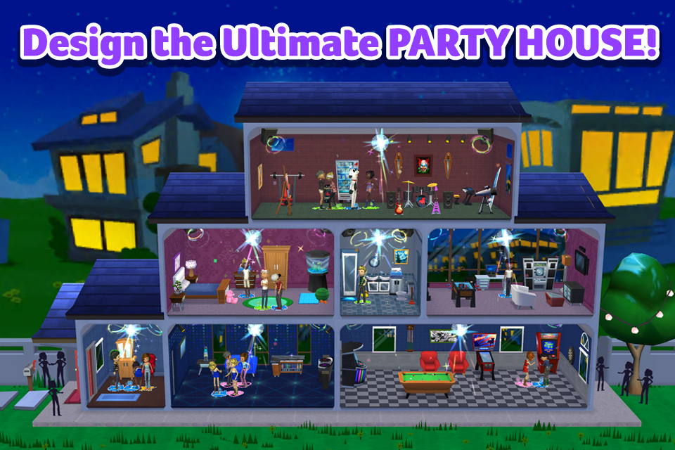 Party Place screenshot #3