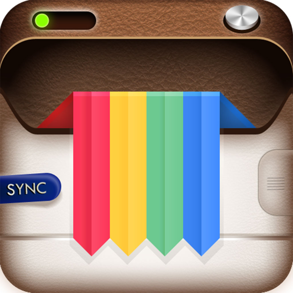 InstaSync - download instagram photos - loved ones and your own