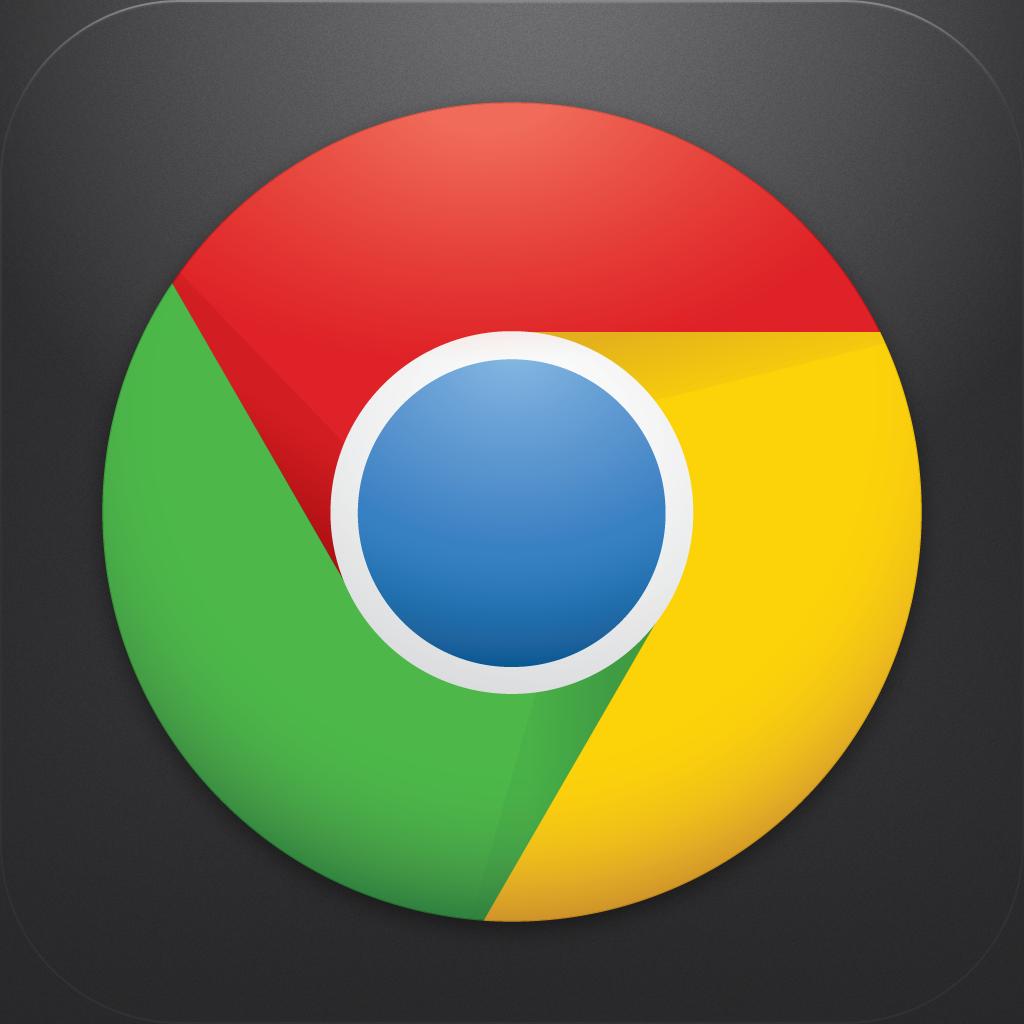 ipad chrome how to search