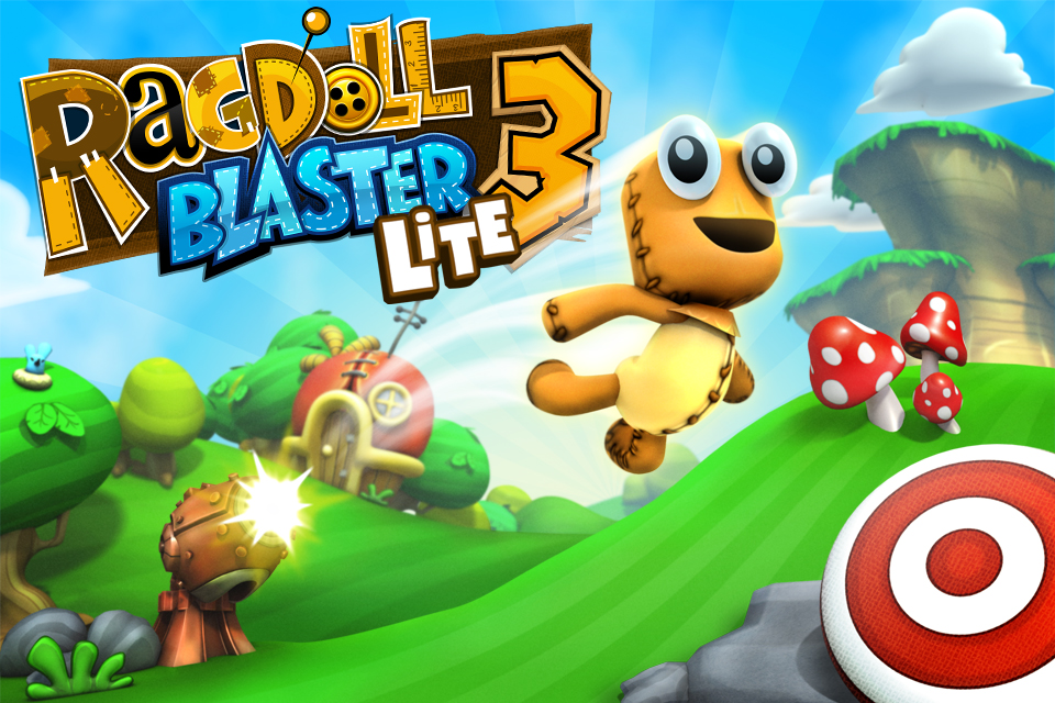 Ragdoll Blaster 3 Lite screenshot #1